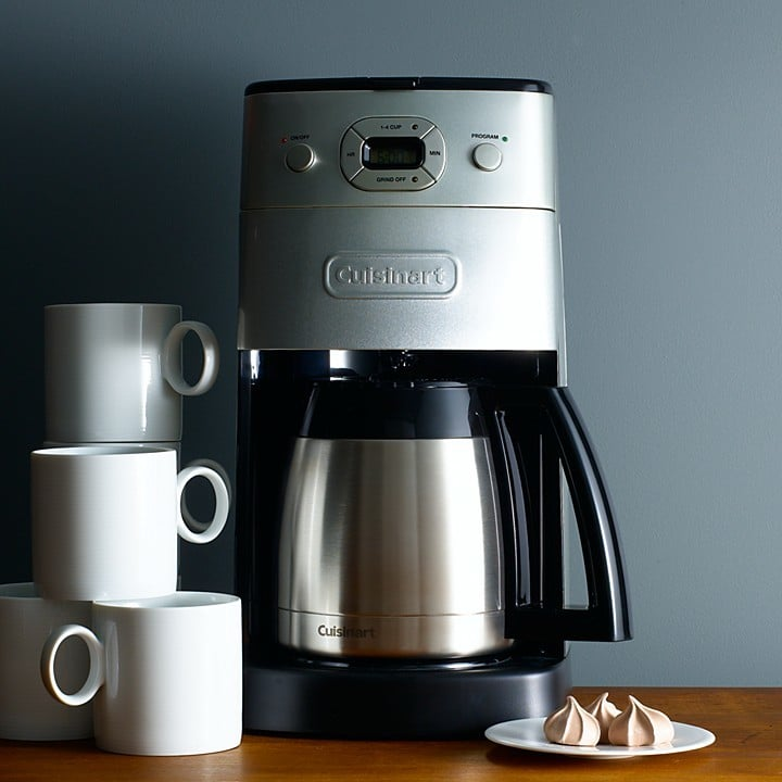 "Cuisinart Grind & Brew ThermalTM"" 10-Cup"