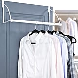 Over The Door Closet Organizer Rack