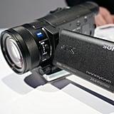 Handycam FDR-AX100 Front