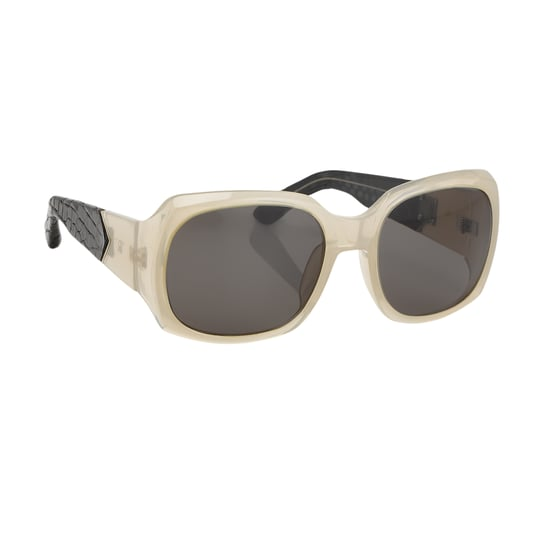 Photos of The Row x Linda Farrow Spring 2011 Leather and Croc-Trimmed Sunglasses