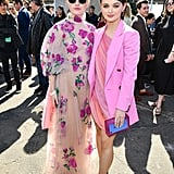 Kaitlyn Dever and Joey King at the 2020 Spirit Awards