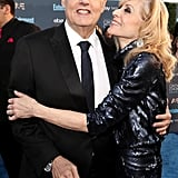 Pictured: Jeffrey Tambor and Judith Light