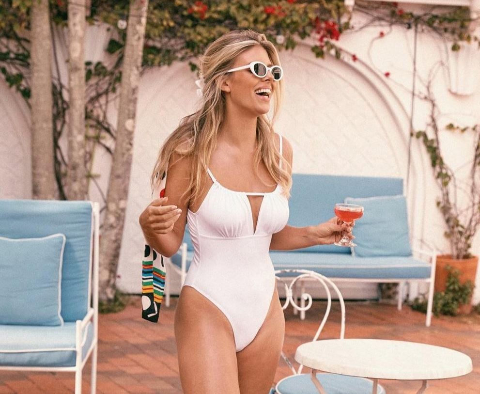 Nasty Gal Natasha Oakley Swimwear Collection