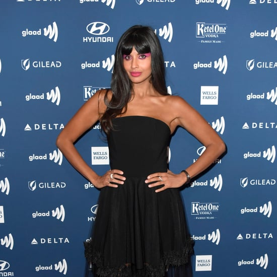 Jameela Jamil Dress GLADD Awards 2019