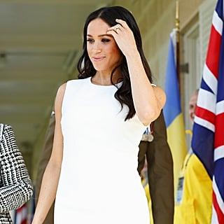 Meghan Markle Outfits Australia 2018