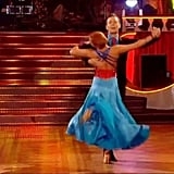 The Ballroom Dances: Harry Judd and Aliona Vilani's Quickstep