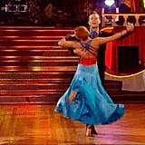 The Ballroom Dances: Harry Judd and Aliona Vilani's Quickstep