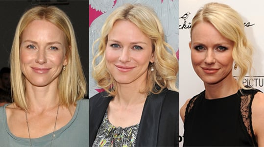 Pictures of Naomi Watts's Hair