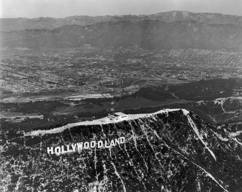 When It Was Originally Built, the Sign Said Hollywoodland