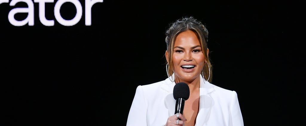 Chrissy Teigen Interview With Net-a-Porter