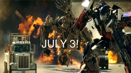 Transformers Release Date Changed!