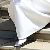 Meghan Markle Wedding Shoes