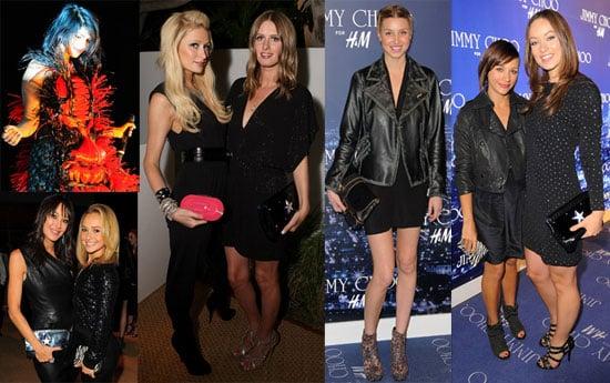 Photos of Kate Walsh, Cat Deeley, MIA, Tamara Mellon, Paris Hilton, Hayden Panettiere, Whitney Port, Cat Deeley at Jimmy Choo 2009-11-03 11:30:28