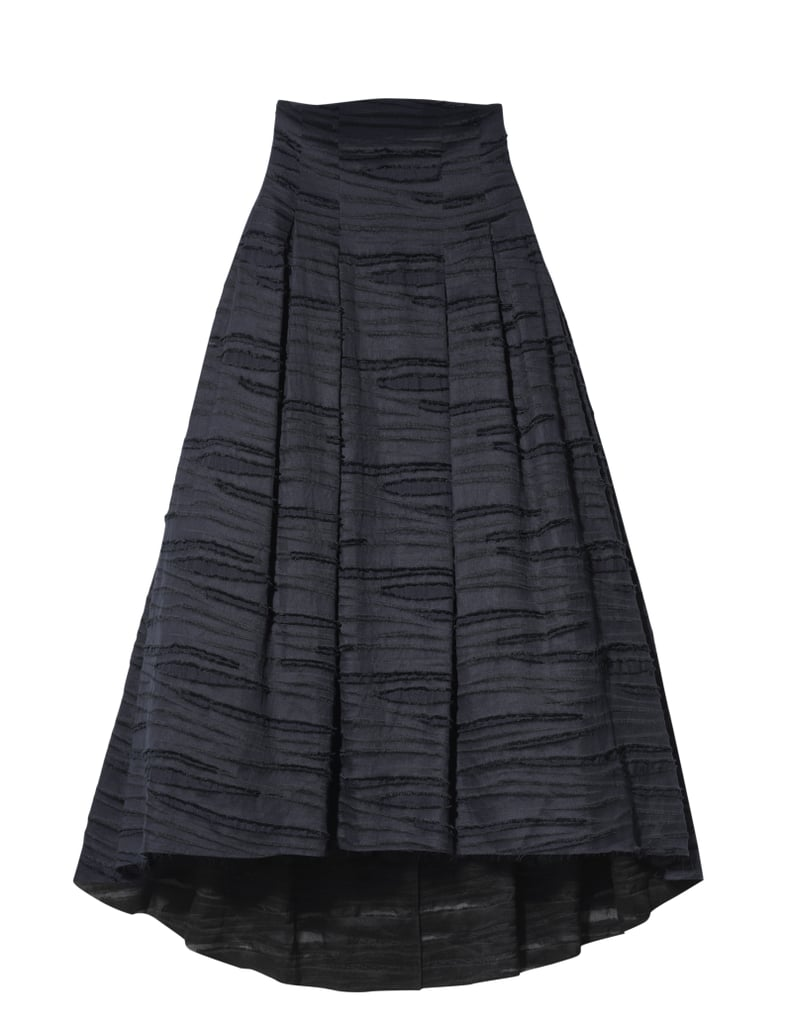 H&M Conscious Collection Linen-Silk Blend Long Skirt ($199)