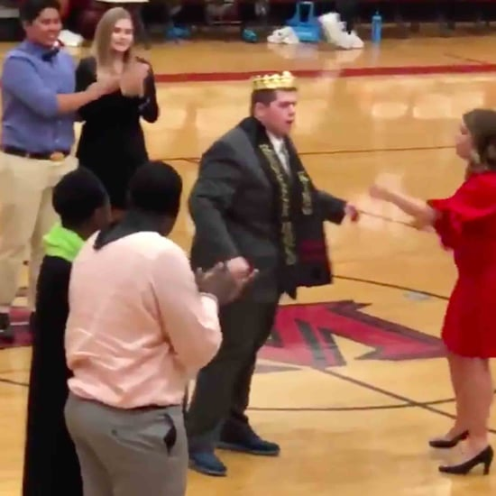 Boy With Autism Is Elected Homecoming King