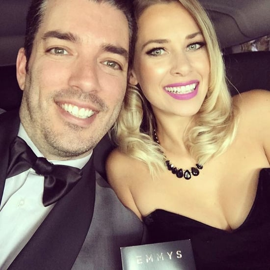 Jonathan Scott at the Emmys 2017