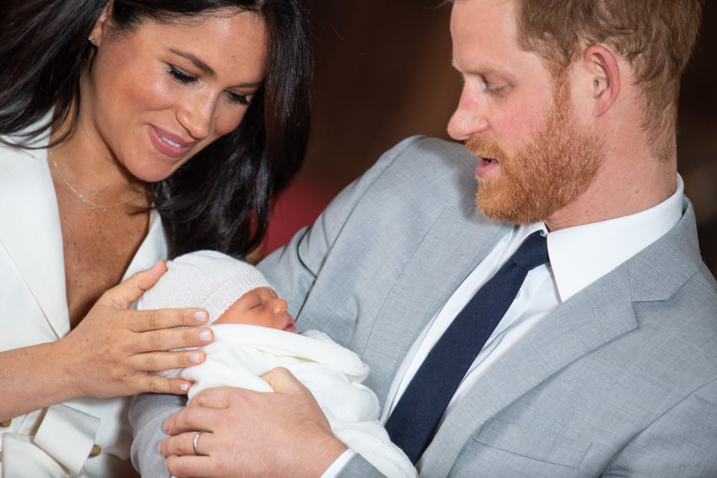 "The world is a little bit brighter now that Meghan Markle and Prince Harry's son has arrived. Baby Archie was born at 5:26 a.m. on May 6 and weighed seven pounds and three ounces. After much speculation, Harry and Meghan announced that their son's official name is Archie Harrison Mountbatten-Windsor. Aside from being the name of one of the most famous comic-book characters, Archie means ""very bold"" and ""truly brave."" Meanwhile, Harrison literally means ""son of Harry."" But what about his last name? Where did that come from?  Even though Harry has previously used ""Wales"" as his surname (his dad, Prince Charles, is the Prince of Wales), Mountbatten-Windsor is the royal family's official last name. ""In 1952, after Queen Elizabeth II succeeded, she issued a Letters Patent (LP) that stated the House family and the family name will be Windsor,"" royal expert Marlene Koenig previously told Town & Country. ""In 1960, she issued a new LP that stated the House name would remain Windsor, but the family name would be Mountbatten-Windsor."" Mountbatten comes from Prince Philip's surname, while Windsor is the name the queen's grandfather George V took on in 1917. Baby Archie may not have a royal title, but Archie Harrison Mountbatten-Windsor sure sounds pretty regal to me — don't you think?      Related:                                                                                                           Baby Archie May Not Have a Title Now, but He WILL Be a Prince One Day — Here's Why"