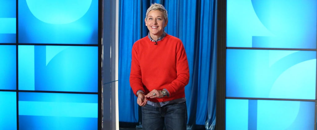 Ellen DeGeneres Calls Out the #OscarsSoWhite Controversy in the Best Way Possible