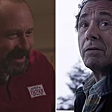 "So, the actor playing her dad is not the same guy as in the first movie?! It was like the casting department didn't even try. The new Rudy (John Guerrasio, who's replaced Daniel Fathers) even makes a few quips about it — ""I feel like a brand new person, must be this fresh mountain air!"" Later when he meets Princess Emily, she remarks that he ""looks different"" than his photos, and Amber brushes it off by saying he'd merely shaved his goatee. At this point I proceeded to brush off the first of many plot holes by polishing off my first glass of wine. Her dad is so unbelievably rude!!! There's no way Amber would've allowed him to lift the queen in the air, or shake a small child's head back and forth, would she?! OF COURSE SHE WOULD. The sound effect that happens when her dad bites into Aldovia's jellied meat will haunt me for all my days."