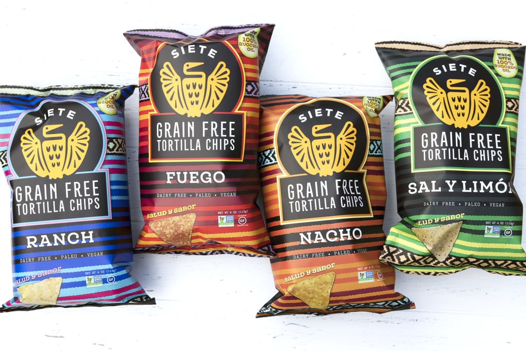 Siete Family Foods Grain Free Tortilla Chips