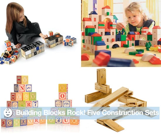 Blocks Sets for Preschoolers