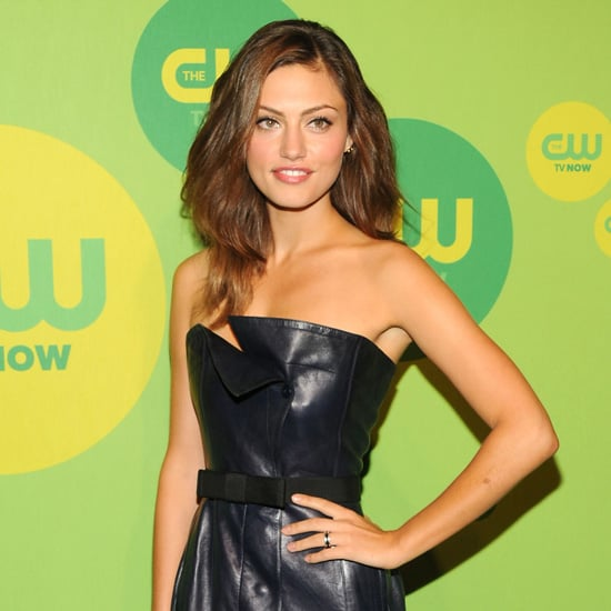 Australian Celebrities at The CW Upfronts in NYC Pictures