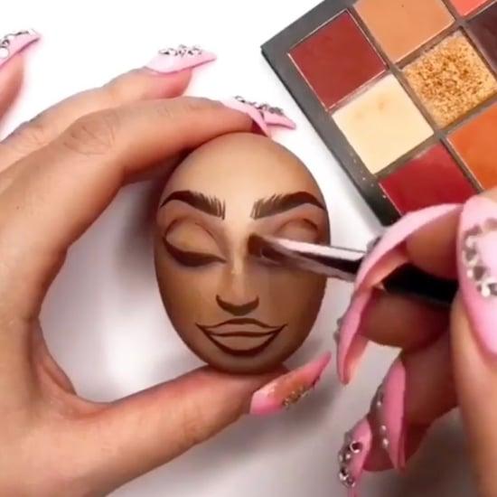 Egg Makeup 2019