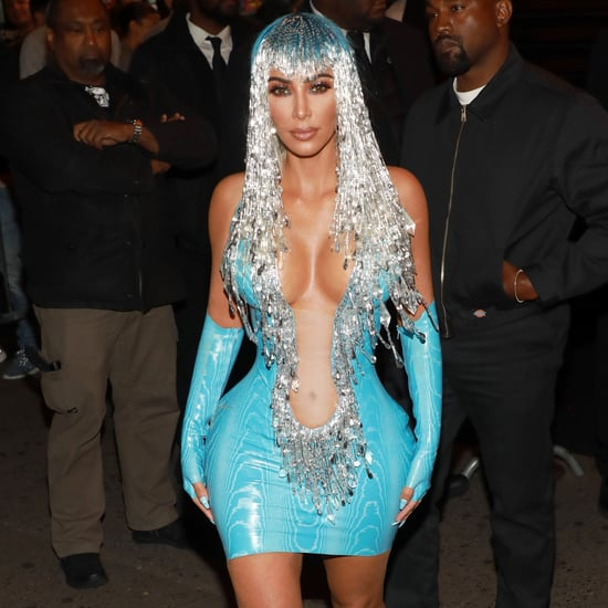 Kim Kardashian Met Gala Afterparty Dress 2019