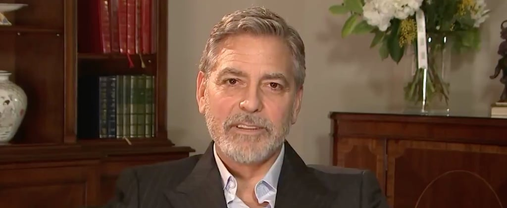 George Clooney Quotes on Meghan Markle and Prince Harry