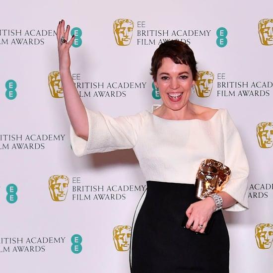 Olivia Colman's Best Moments From Award Season 2019