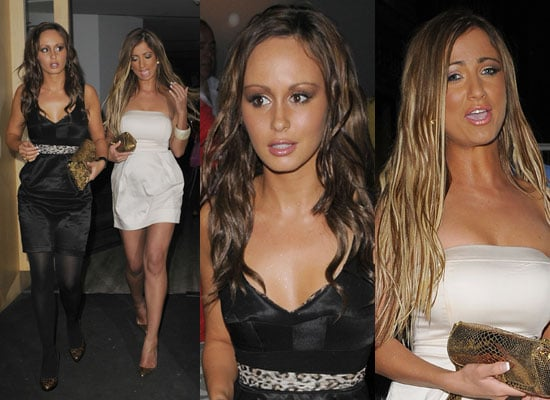 Photos Of Chantelle Houghton And Chanelle Hayes
