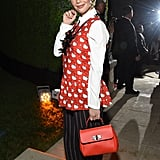 Olivia Munn Peik Lin Halloween Costume 2018