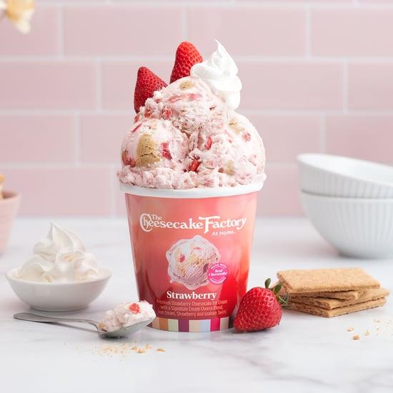 Cheesecake Factory Ice Cream Flavors — Photos