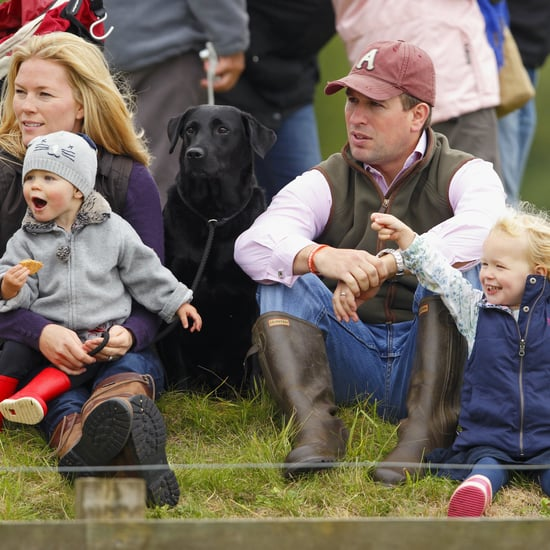 Pictures of British Royal Pets