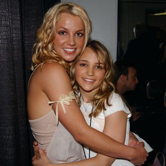 Jamie Lynn Spears Addresses Sister Britney's Court Hearing