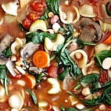 Slow-Cooker 13-Bean Minestrone