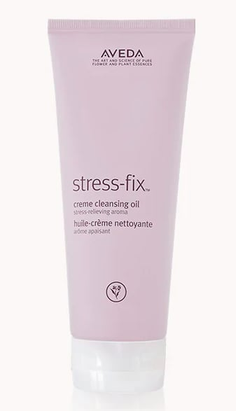 Aveda Stress-fix Creme Cleansing Oil ($40)