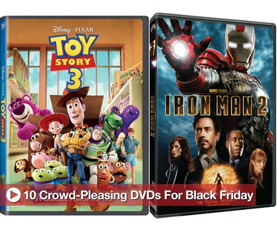 New DVDs to Shop For on Black Friday