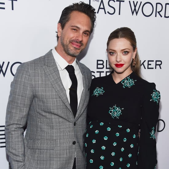 Amanda Seyfried Gives Birth to First Child
