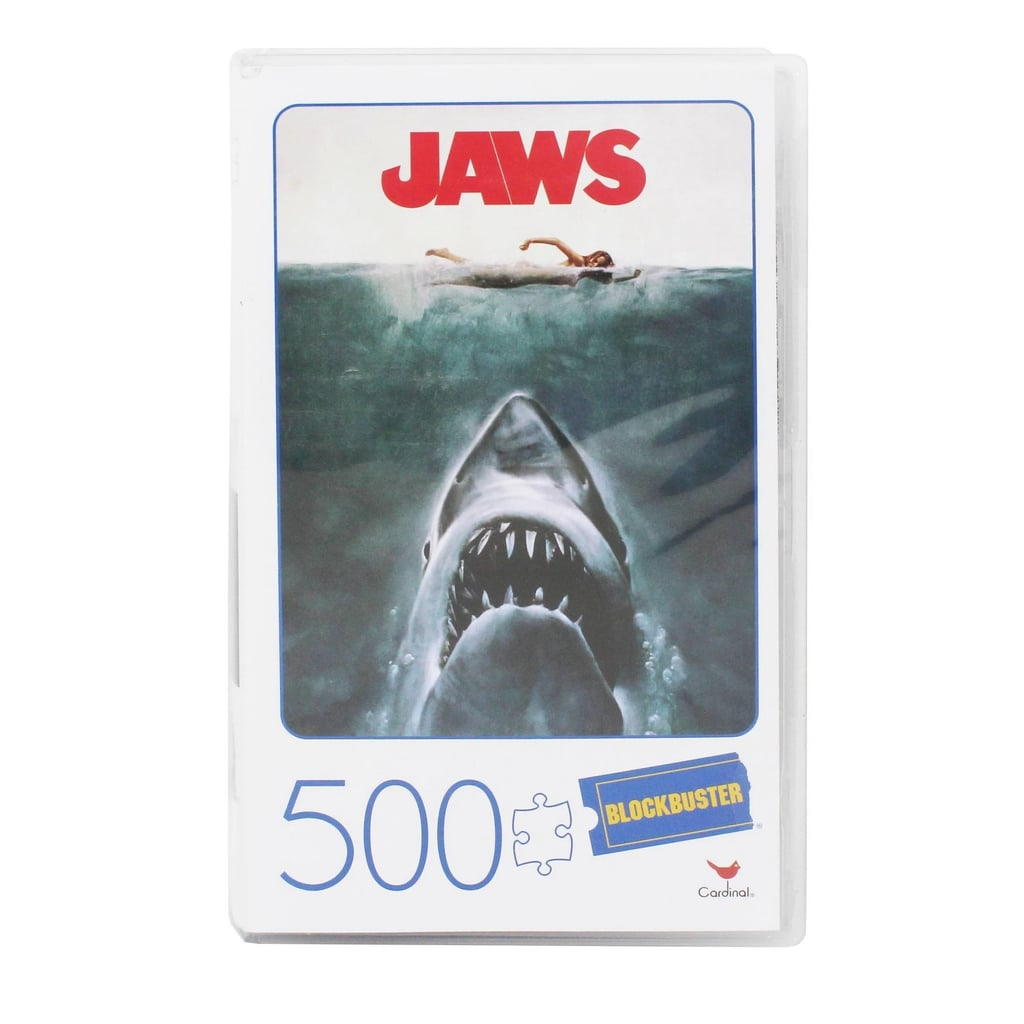For 8-Year-Olds: Blockbuster JAWS Puzzle 500pc