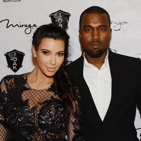 Kim Kardashian und Kanye West sind verlobt