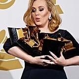 Her Grammy Records