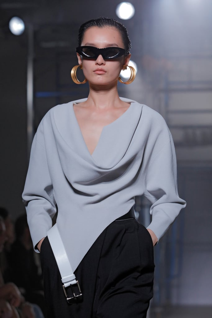 Sunglasses on the Proenza Schouler Runway at New York Fashion Week