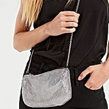 Chainmail Pouch Crossbody Bag