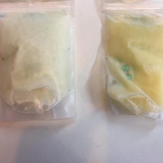 Breast Milk Adapting For Sick Baby