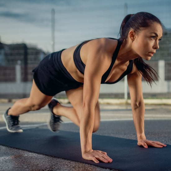 How to Work Your Abs Doing Mountain Climbers