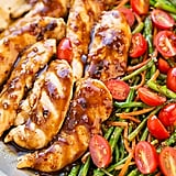 One-Pan Balsamic Chicken and Veggies