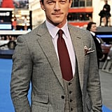 Luke Evans will play The Crow in the reboot that previously had Bradley Cooper attached to star.