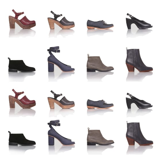 Rachel Comey Pre-Fall 2012 Shoes