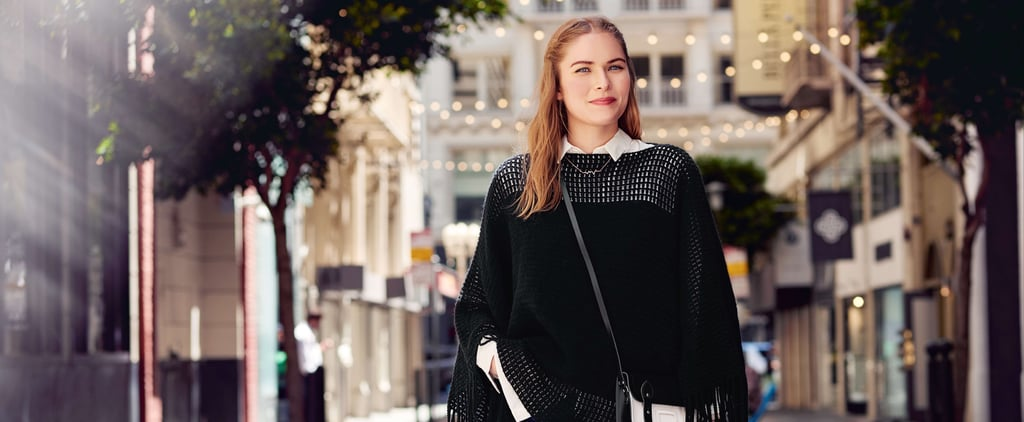3 Ways to Wear a Poncho That Prove It's the Staple of Your Fall Wardrobe